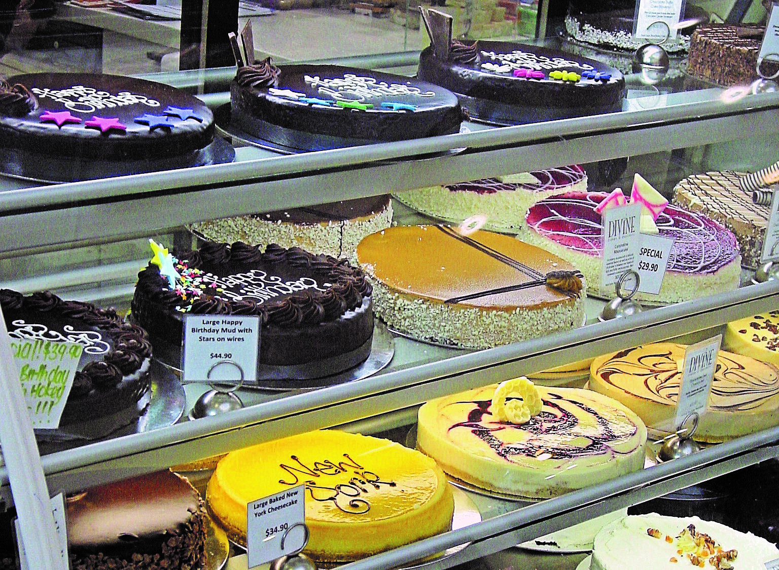 In Canterbury Divine Cakes and Desserts has become a sweet sensation.