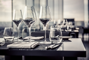 Get your glassware ready for service with Washtech.