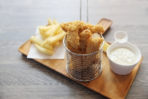Are you serving up fish and chips this summer?