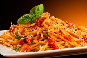 All forms of pasta can be cooked in Waldorf Pasta Cookers.