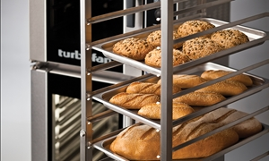 Turbofan can help you bake delicious goods efficiently.