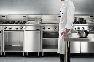 The Cobra range of kitchen appliances are right at home in a small to medium-size kitchen.