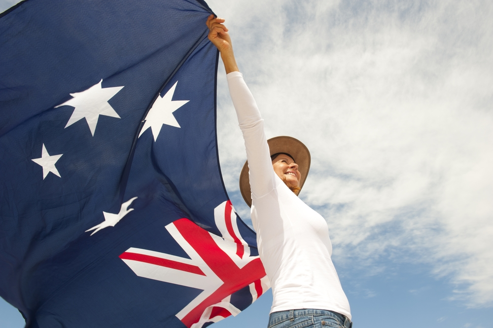 Australia Day is a time to celebrate our nation's favourite food.