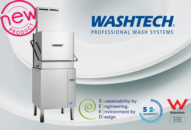 SEED Certified Dishwashers with even higher performance