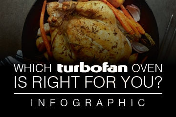 Which Turbofan oven is right for your catering business?