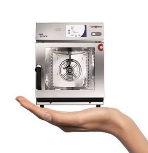 Even if your kitchen is small, Convotherm Mini combi-ovens could suit your needs.