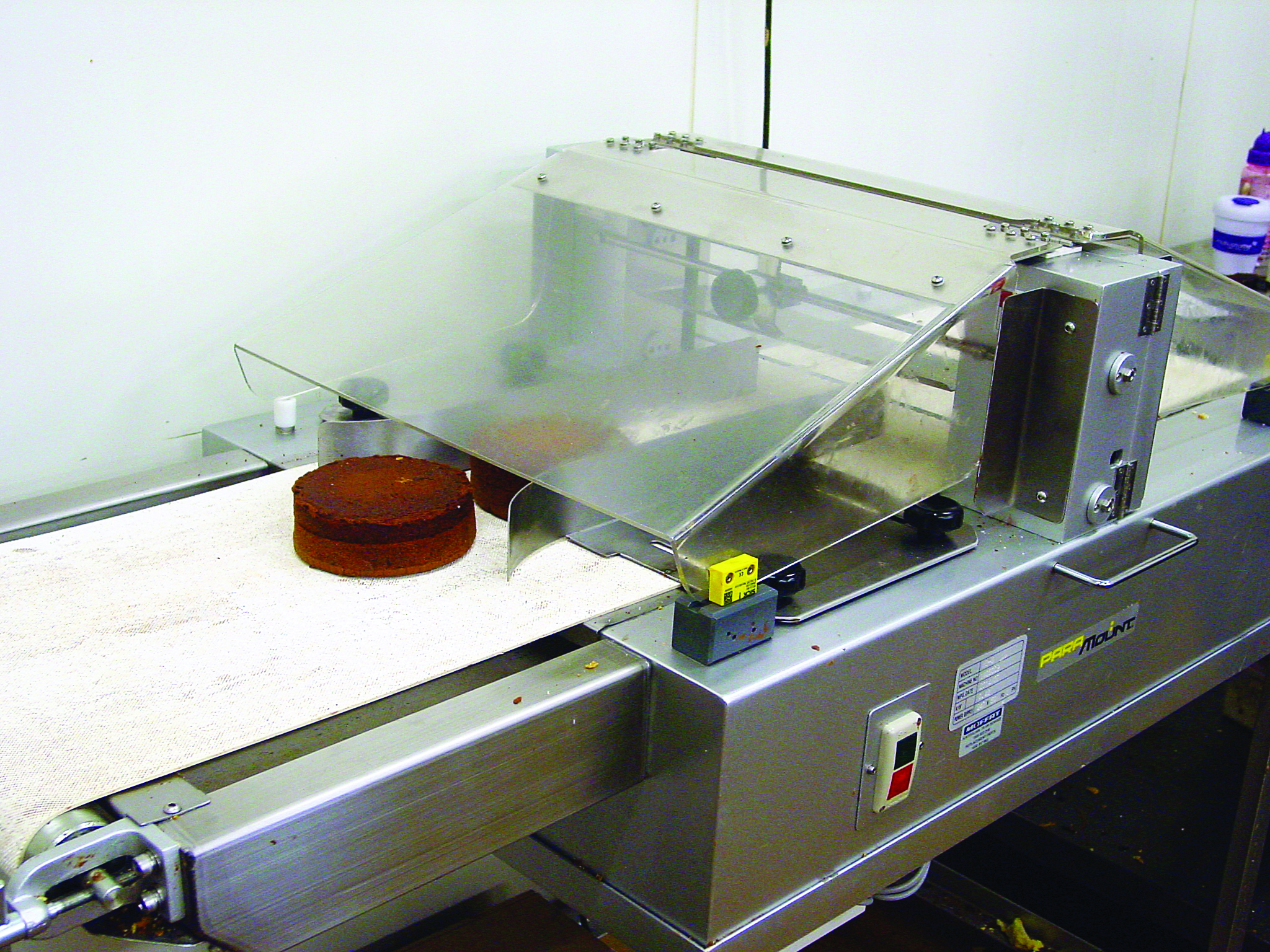 The Tagliavini rack oven and a cake slicer, have provided exciting new capabilities to the commercial kitchen.