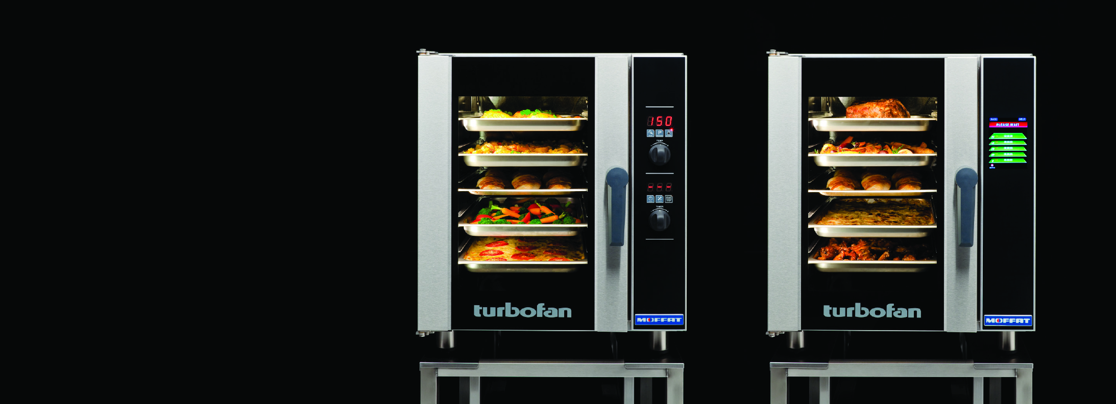 Powerful, versatile and very cost effective, the Turbofan E33 convection oven has been carefully developed to increase productivity without increasing unnecessary expense.
