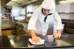 Are you taking care of your commercial oven?