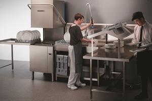 Washtech Passthrough Dishwashers