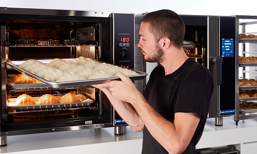 Looking from the inside out – the reliability of Turbofan ovens can make the difference in any kitchen