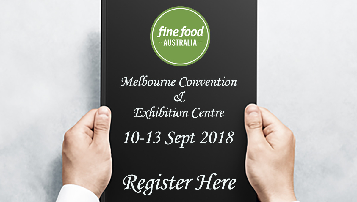 Click here to register for Fine Food 2018